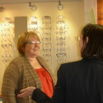 Robin Hall Opticians, Manchester, will help you select the right spectacles