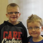 Children are welcome at Robin Hall Opticians, Manchester