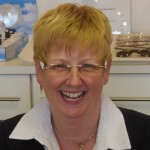 Barbara - Receptionist at Robin Hall Opticians, Manchester